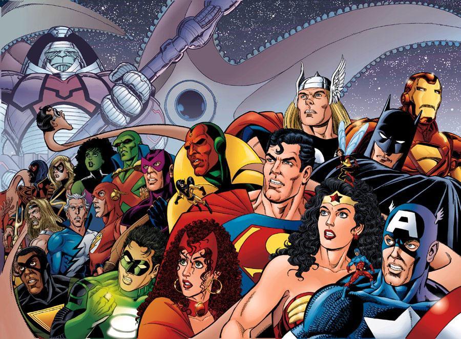 Avengers/JLA