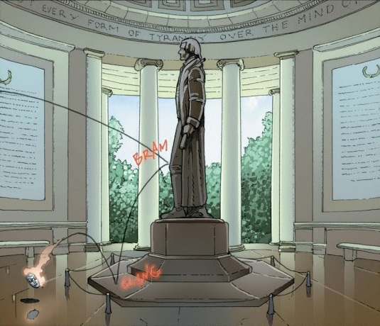 Jefferson Memorial/Gallery