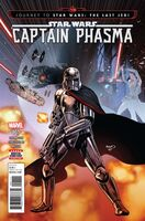 Journey to Star Wars The Last Jedi - Captain Phasma Vol 1 1
