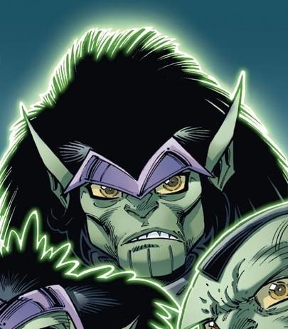 Julie Power (Skrull) (Earth-5631) Skrulls Vs. Power Pack Vol 1 1.jpg