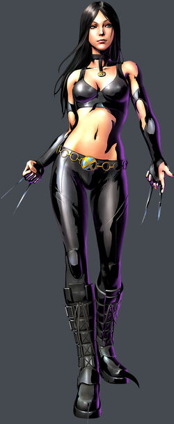 Laura Kinney (Earth-30847) from Marvel vs Capcom 3 Fate of Two Worlds 0001.jpg