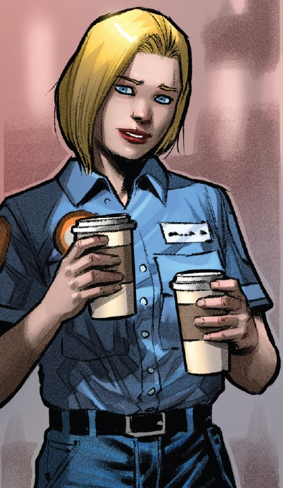 Lisa Halloran (Earth-616)