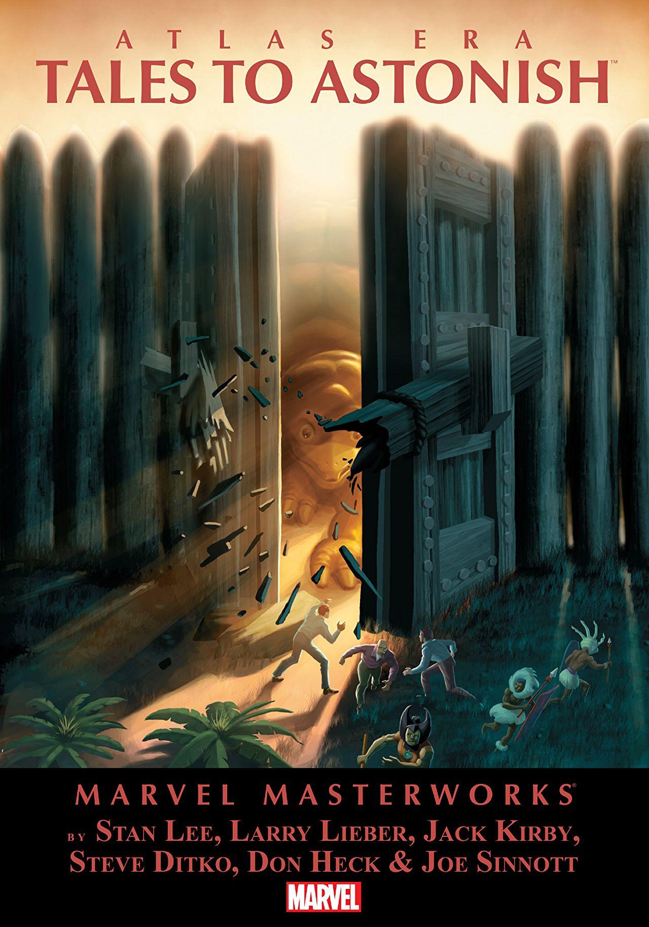 Marvel Masterworks: Atlas Era Tales to Astonish Vol 1 1