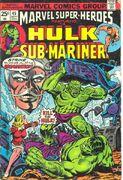 Marvel Super-Heroes Vol 1 45