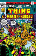 Marvel Two-In-One Vol 1 29