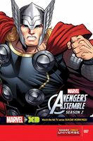 Marvel Universe Avengers Assemble Season Two Vol 1 7