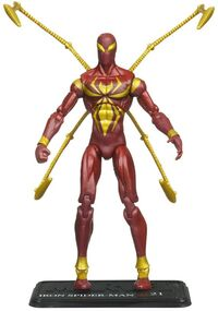 Peter Parker (Earth-616) from Marvel Universe (Toys) Series 2 Wave IX 0001.jpg