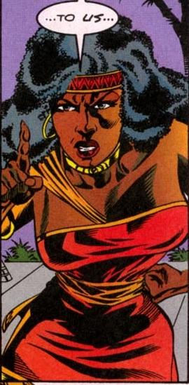 R'Shumba (Earth-616)
