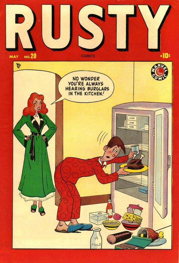 Rusty Comics Vol 1 20