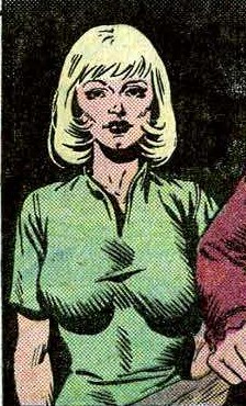 Sally Stanton (Earth-616)