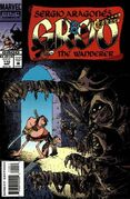 Sergio Aragonés Groo the Wanderer Vol 1 110