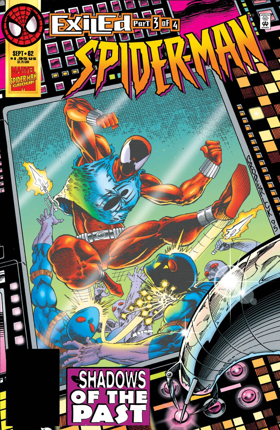 Spider-Man Vol 1 62