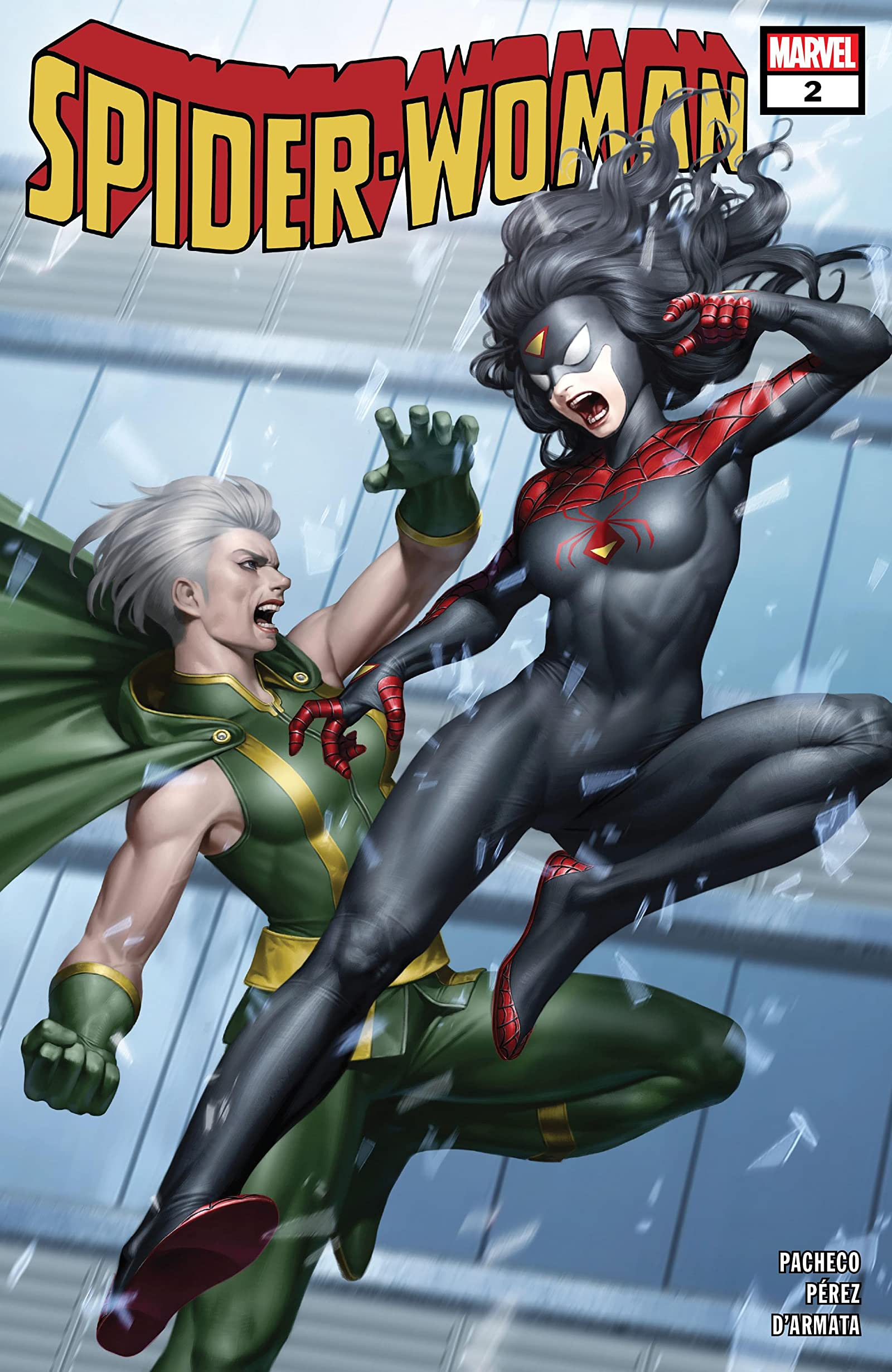 Spider-Woman Vol 7 2