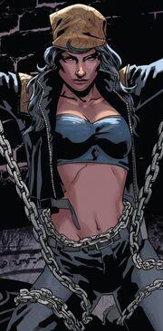 Strange (Jeannie) (Earth-928) from Spider-Man 2099 Vol 2 9 001.jpg