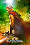 Thor Ragnarok poster 001