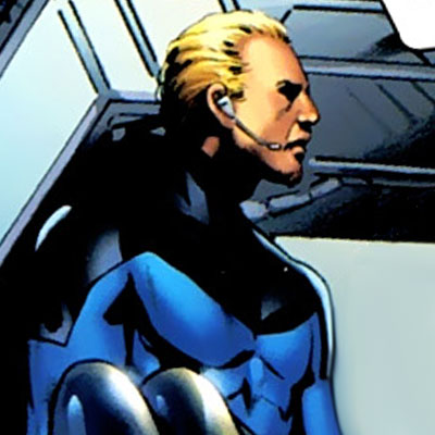 Franklin Storm (Earth-20604)