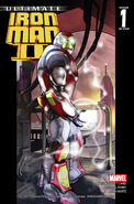 Ultimate Iron Man II Vol 1 1