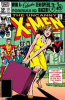 Uncanny X-Men 151