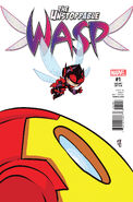 Unstoppable Wasp Vol 1 1 Young Variant
