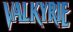 Valkyrie Vol 1 Logo.png