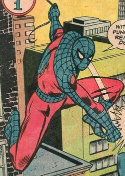 Web-Man (Earth-57780) from Spidey Super Stories Vol 1 25 001.jpg