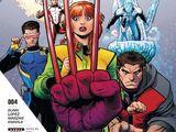 X-Men: Blue Vol 1 4