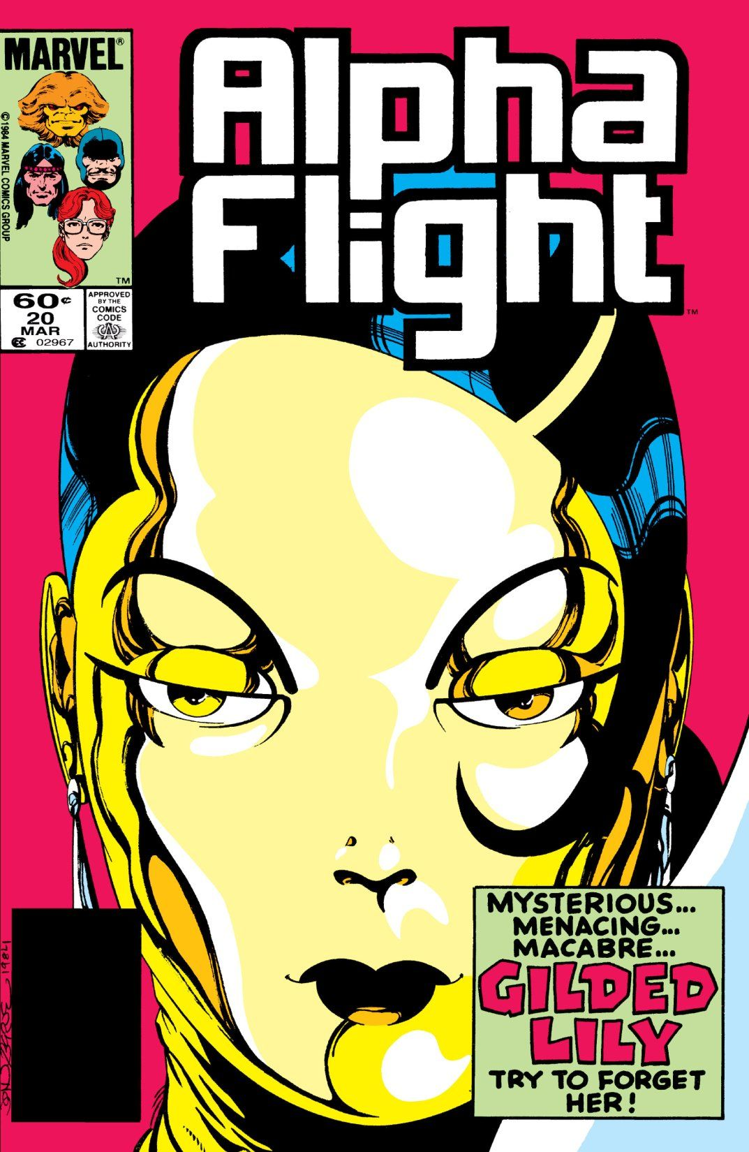 Lillian von Loont (Earth-616)