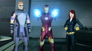 Iron Man: Armored Adventures Season 2 9