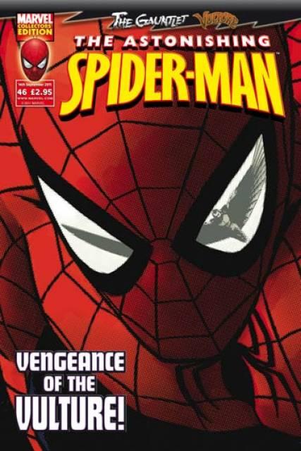 Astonishing Spider-Man Vol 3 46