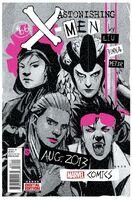 Astonishing X-Men Vol 3 66