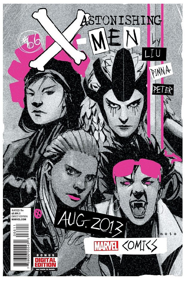 Astonishing X-Men Vol 3 66
