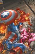 Avengers Vol 3 78 Textless
