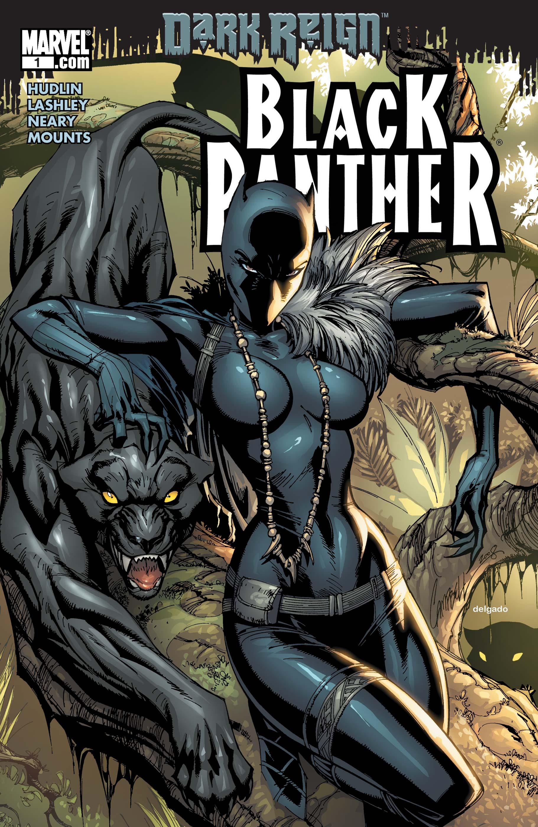 Black Panther Vol 5