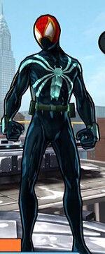 Blood Spider from Spider-Man Unlimited (Video Game) 0001.jpg