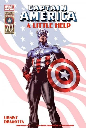 Captain America: A Little Help Vol 1 1