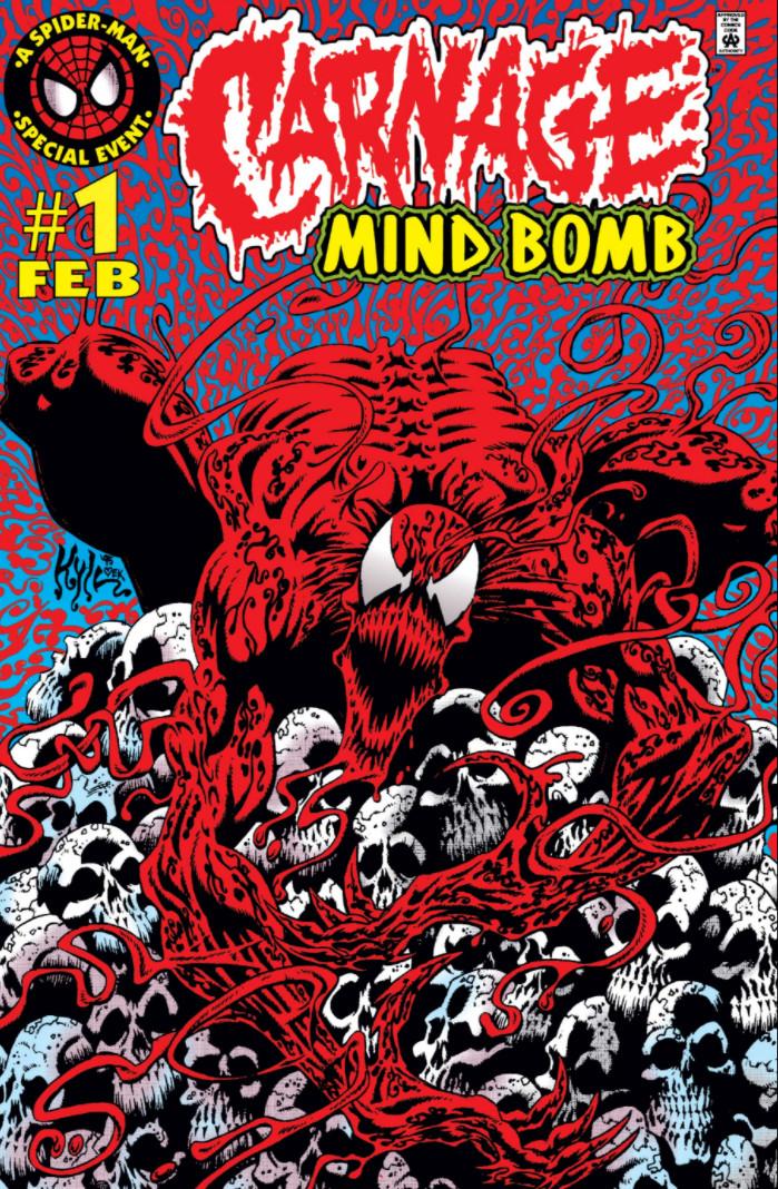 Carnage: Mind Bomb Vol 1 1