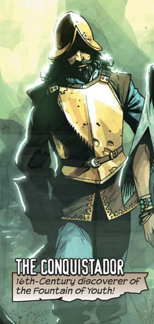 Conquistador (Command) (Earth-616)