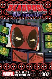 Deadpool The Gauntlet Infinite Comic Vol 1 7