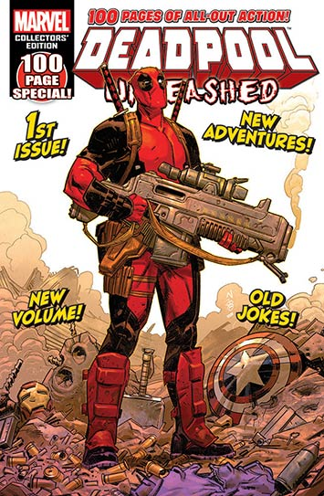 Deadpool Unleashed Vol 2