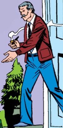 Harrison Carter (Earth-616)