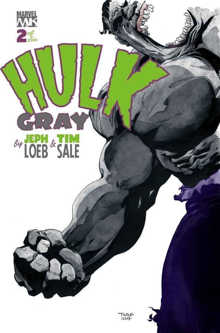 Hulk: Gray Vol 1 2