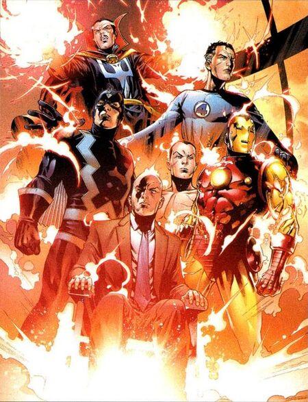 Illuminati (Earth-616) from New Avengers Illuminati Vol 2 1 0001.jpg