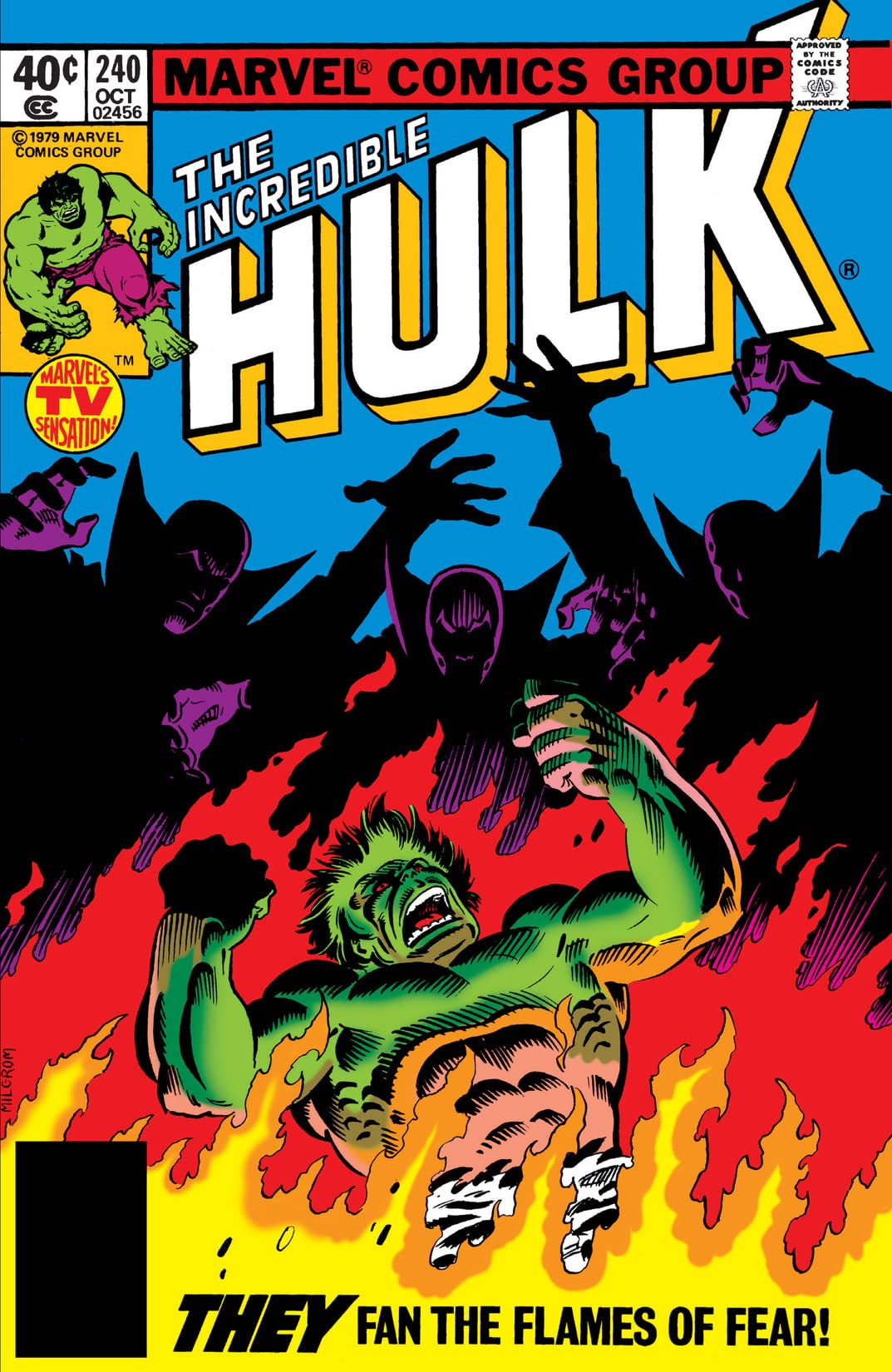 Incredible Hulk Vol 1 240