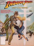 Indiana Jones and the Last Crusade Vol 1 1