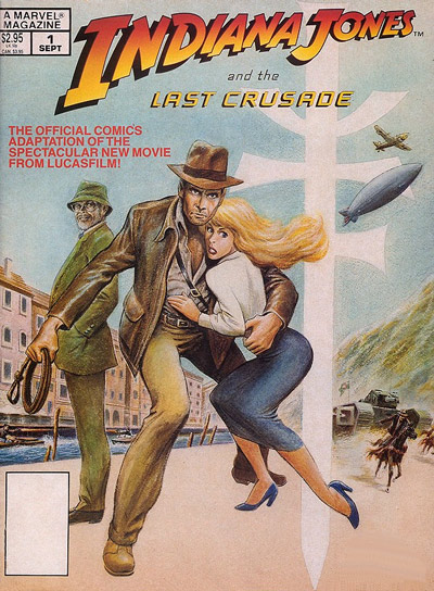 Indiana Jones and the Last Crusade Vol 1