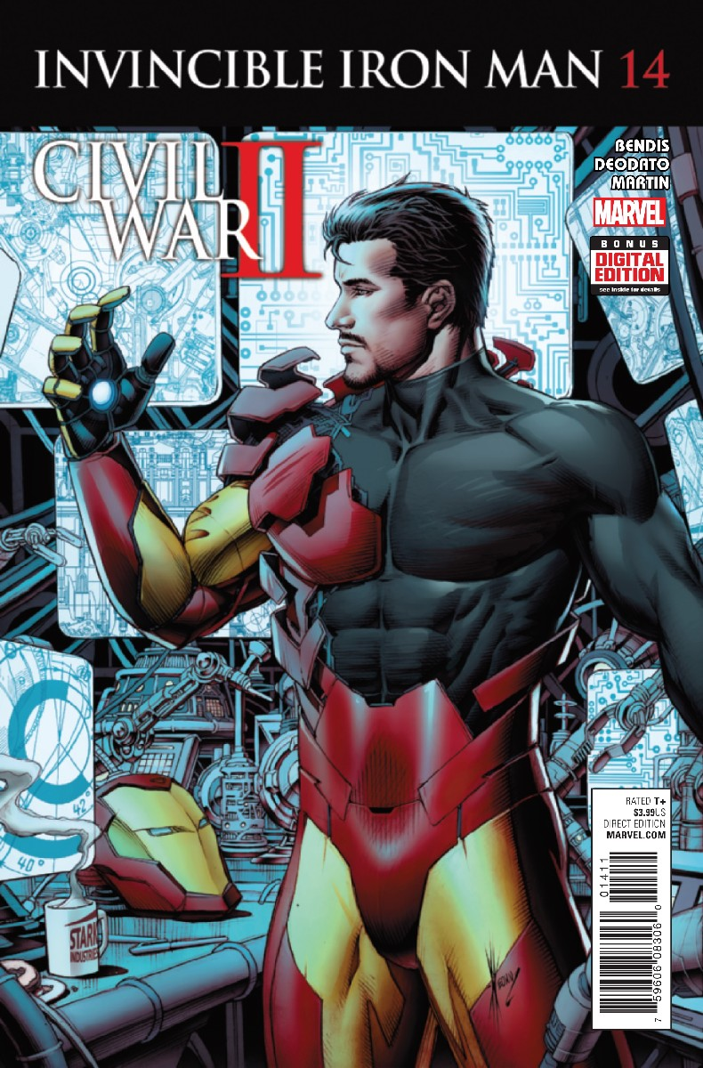 Invincible Iron Man Vol 3 14