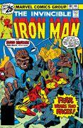 Iron Man Vol 1 88