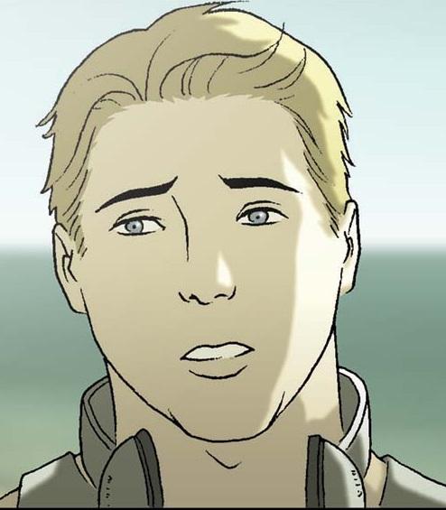 Jared Kurtz (Earth-616)