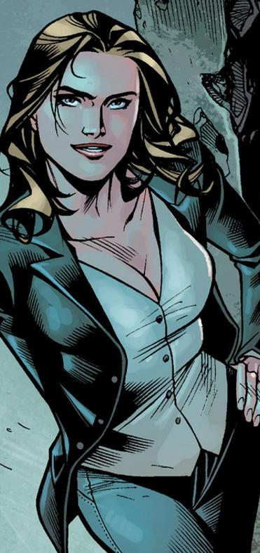 Katherine Kiernan (Earth-616)