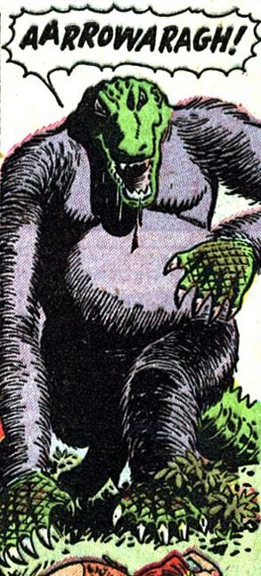 Killer (Jungle Creature) (Earth-616)